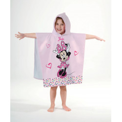"Cape de bain ""Minnie"
