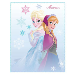 Plaid polaire La Reine des Neiges Winter