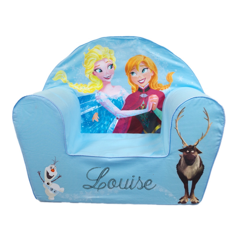 la reine des neiges 2 fauteuil b b disney ourson c lin. Black Bedroom Furniture Sets. Home Design Ideas