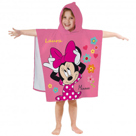 "Cape de bain ""Minnie Liberty"""