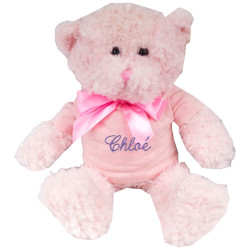 Peluche Ours Brumble rose