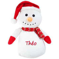 Peluche Bonhomme De Neige - Mr Diddlington
