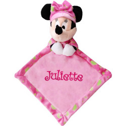 Doudou luminescent Disney - Minnie rose