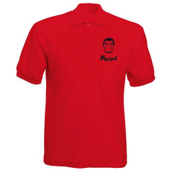 Polo Homme Rouge - Papa'pel