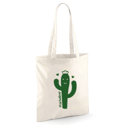 Tote bag Cactus Lover