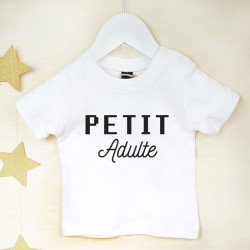 T-shirt Petit Adulte
