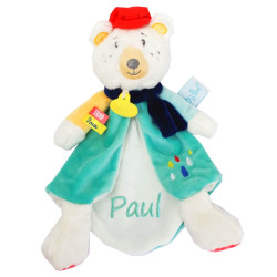 Doudou Ours Mr Paul