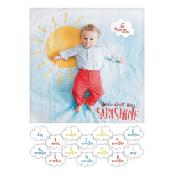 "Maxi lange et cartes souvenirs ""You are my Sunshine"""