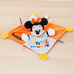 Doudou plat Minnie Indigo Dreams