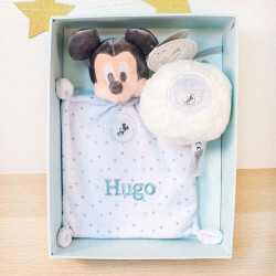 """Coffret Mickey """"My first christmas"""" personnalisé"""