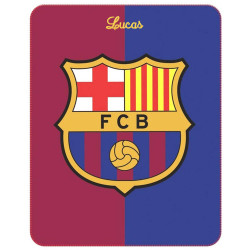 Plaid polaire FCB - FCBarcelona Officiel