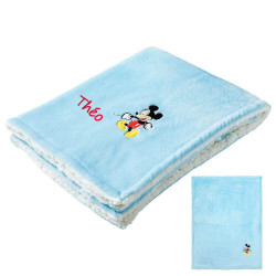 Couverture extra-douce - Mickey (100x75cm)
