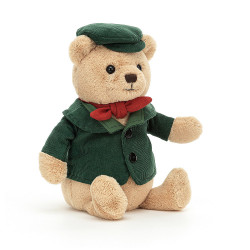 Peluche Ours Dickensian