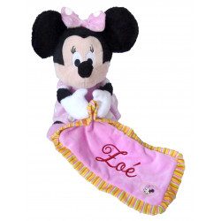 Grand Doudou Disney Minnie Rose