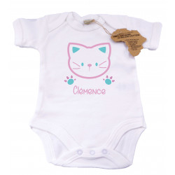 ourson câlin - Body bio Chat Câlin