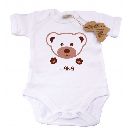 Ourson Câlin - Body bio Ours Câlin