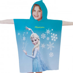 Cape de bain La reine des neiges Frozen Enjoy