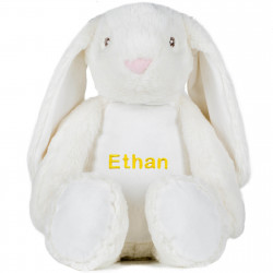 Peluche personnalisée - Lapin Dolly