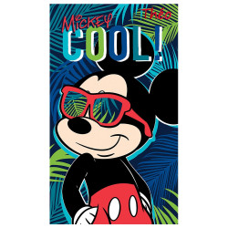 Drap de plage Mickey - Cool