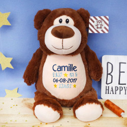 Peluche Ours « Cubbyford »