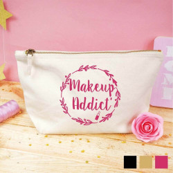 Pochette Makeup Addict'