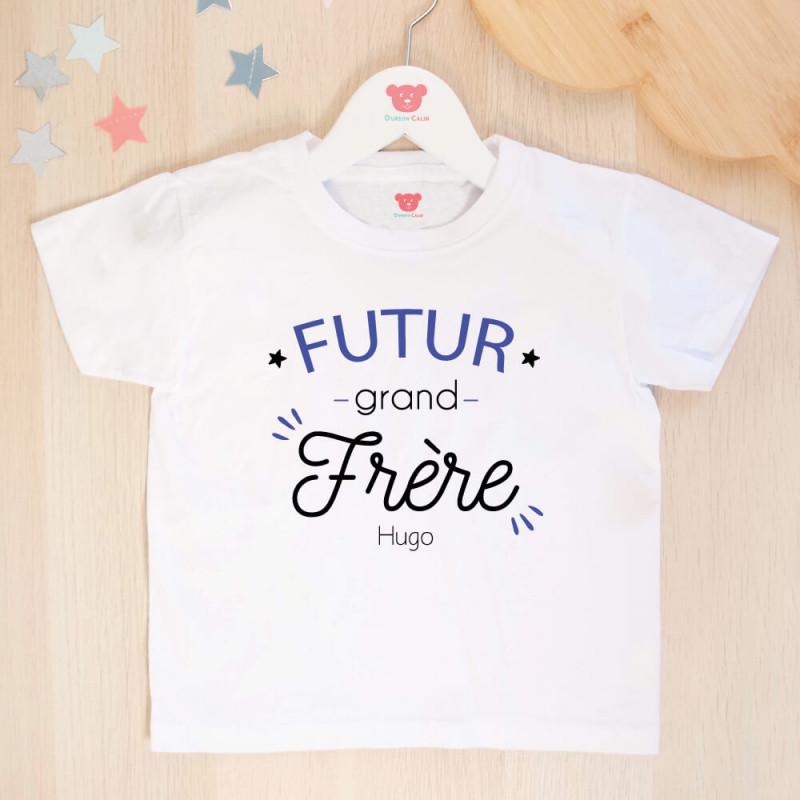 T-shirt futur grand frère